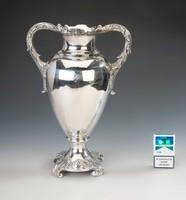 Ezüst váza