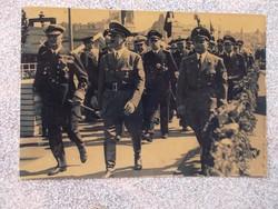 WW2, Hitler és Horthy