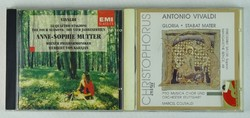 0T471 Antonio Vivaldi CD 2 db