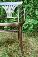 Eredeti szecessziós jelzett THONET pad szófa kanapé szék lóca