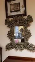 Florentin mintájú tükör eladó