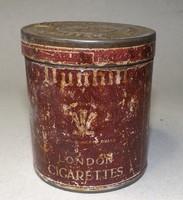 Antik dunhiil cigaretta doboz