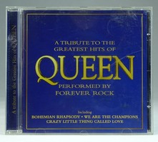 0T523 A Tribute To The Greatest Hits of Queen CD