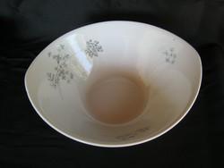 Drasche porcelán tál