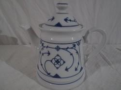 Porcelán kanna - JELZETT - Bavaria Szalma mintás 1, 5 literes