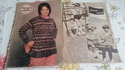 Fürge újjak újság eladó! 2  db 1973