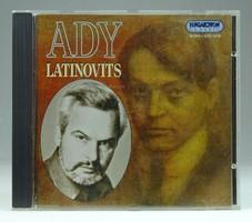 0T524 Ady Endre - Latinovits Zoltán CD