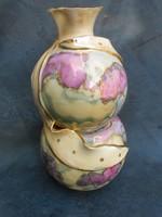 Segesdi Bori (1962-)Egyedi porcelán váza.