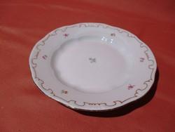 Zsolnay süteményes tányér