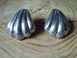 Vintage ezüst fülbevaló
