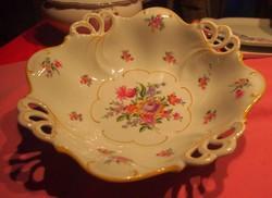 JLMENAU Német porcelán asztalközép,kínáló
