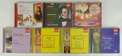 0T612 EMI Classics CD csomag 7 db