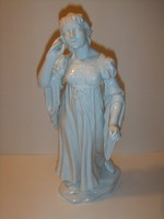 Herendi Ofélia figura. 27 cm magas.