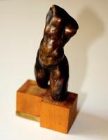 Torzo - Bronze szobor