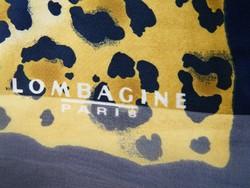 Retro Lombagine selyemkendő, selyemsál