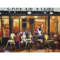 MOLNÁR GÁBOR: CAFE DE FLORI