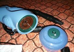 Gőz tisztittó,mini gőzőlős takaritógép,német gyártmány !