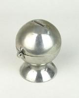 0T607 Régi gömb alakú persely 11 cm