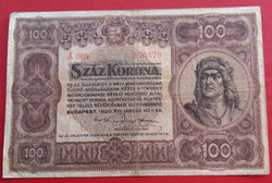 100 Korona 1920 A005