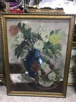 Szignó: Biai  festmény