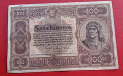 100 Korona 1920 A006