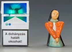 Gorka Géza kerámia kisplasztika