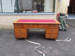 Antik bieder íróasztal