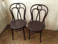 2 db Thonet szék.