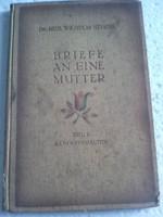 Üzenet az anyáknak/Briefe an eine mutter 1927