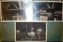 Nemzetközi Eucharisztikus Kongresszus Budapest 3 db képeslap