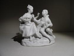 Unterweissbach barokk figurak