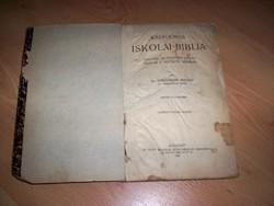 Katholikus iskolai biblia, 1932