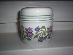 Ritka hollóházi porcelán doboz