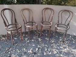 4 db Mundus szék. No.14