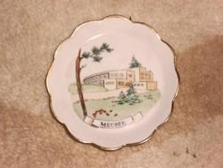 Kispesti tányér MECSEK  20 AS JELZETT