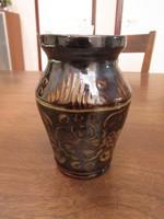 Kerámia váza (ingyen posta)
