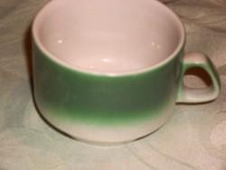 Antik zöld 1 dl es csésze