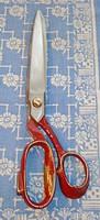 Retro szabász olló (31 cm)