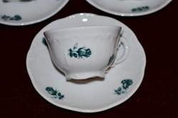 Zsolnay, barokkos kávés  ( DBZ 0068 )