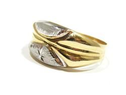 Női arany gyűrű ( Kecs-Au71409 )