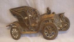 Oldtimer réz autó