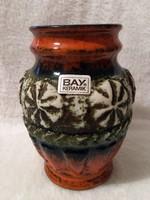 Jelzett BAY germany kerámia váza
