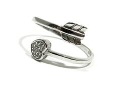 Női fehér arany gyűrű ( Kecs-Au71513 )