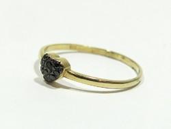 Női arany gyűrű ( Kecs-Au71516 )