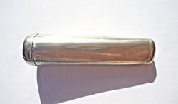 Antik ezüst szipkatartó doboz