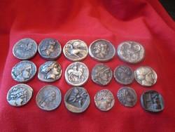 Görög, római és egyéb érme kópiák