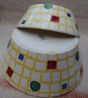 Limburg Dom Keramik retro tálak az 50-es évekből