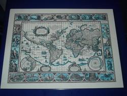 Mitológiai világtérkép