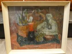 Vidékky Brigitta képcsarnokos festménye eladó