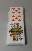 Régi orosz francia kártya
